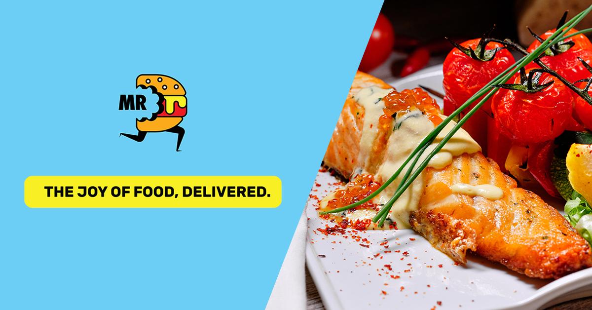 Greek Food Delivery Near Me | Order online | Mr D Food